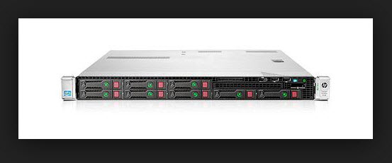 HP PROLIANT DL360P